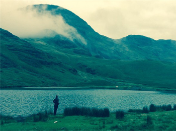 Wild Camping In Wasdale- Lake District