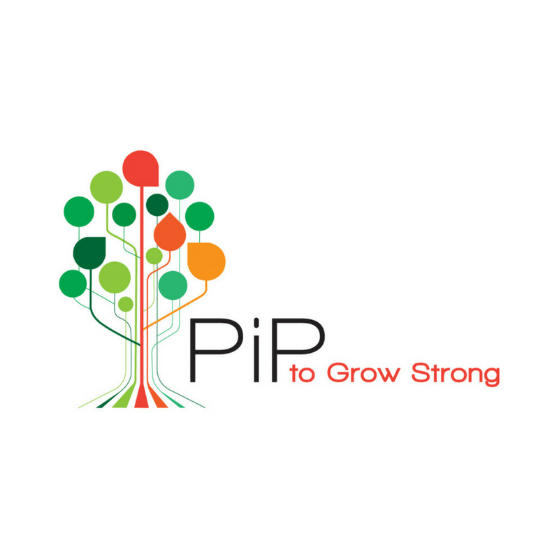 Pip to Grow Strong