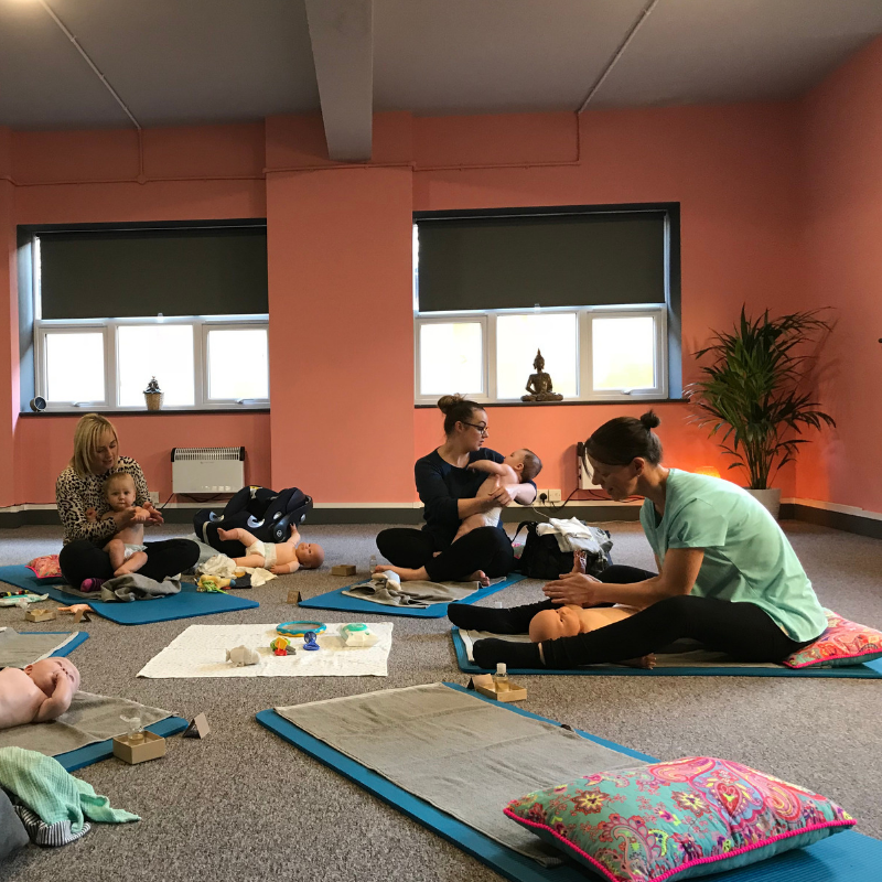 Babay Massage 5 Week Course